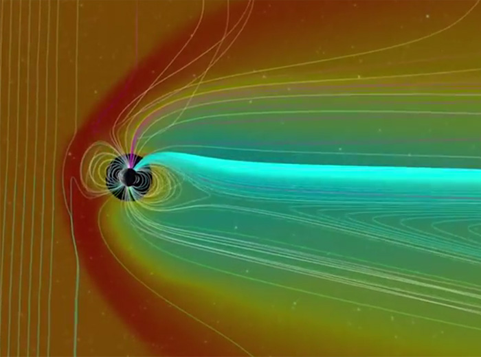 space weather model