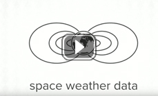 Space Weather Data Drop